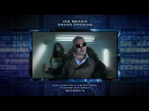 Pitbull - Now You see it Peaches and Cream IceBeach