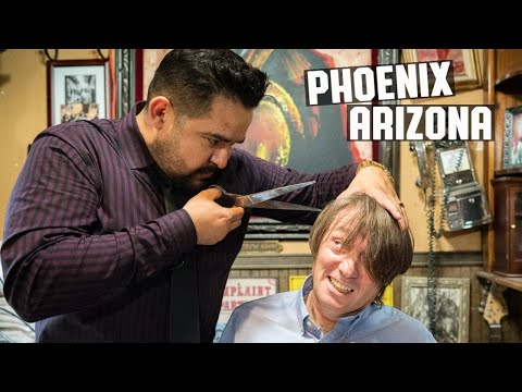 💈 Back With America's Most Polite Barber For A Haircut & Face Massage   Matt's Barber Parlor