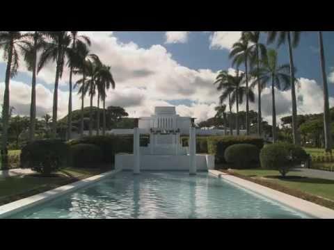 Laie Hawaii Temple Rededicated