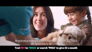 Without your donations PDSA can't help poorly pets get better. Visit pdsa.org.uk and help our vets help pets. Find out more about our work as the UK's leadin...
