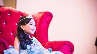Ayesha's Cinderella 7th Birthday at Hotel Jen