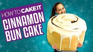 Video How To Make a GIANT CINNAMON BUN CAKE   With Cream Cheese Frosting    Yolanda Gampp   How To Cake It MP3, 3GP, MP4, WEBM, AVI, FLV Maret 2019