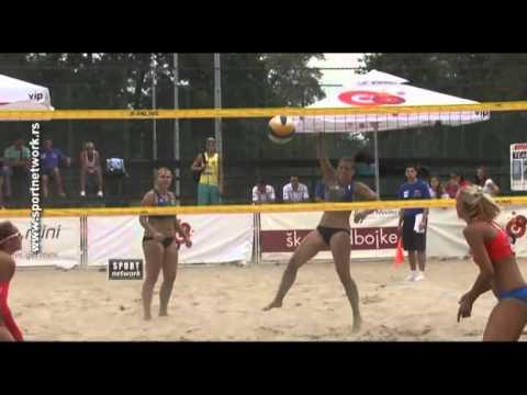 2. runda Kontinentalnog kupa - Beograd