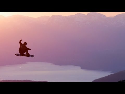 Snowboarding: For Me – Stale Sandbech Part