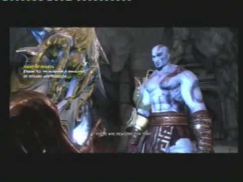God of War III - (NG+) skipping most of Realm of Hades