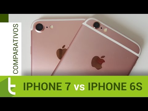 Comparativo: iPhone 7 vs iPhone 6s  Review do TudoCelular