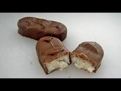 cioccolatini bounty - la video ricetta
