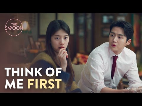 Kim Seon-ho asks Suzy to think of him first   Start-Up Ep 13 [ENG SUB]