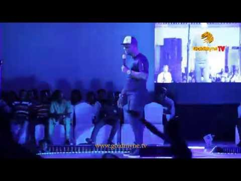 WATCH SEYI LAW'S HILARIOUS PERFORMANCE AT COMEDIAN, BASH'S (D GOOD, D BASH & D FUNNY)
