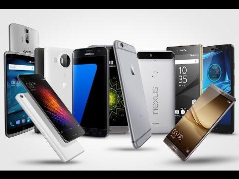I migliori Smartphone del 2016