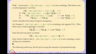 Mod-01 Lec-04 Logical And Algebraic Concepts