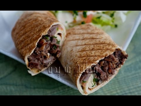 How to make Lebanese Beef Shawarma