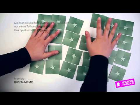 Memory BUSEN-MEMO Video