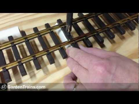 Garden Trains: #008 : Building an Indoor Large Scale Railroad : Freebie Railroad