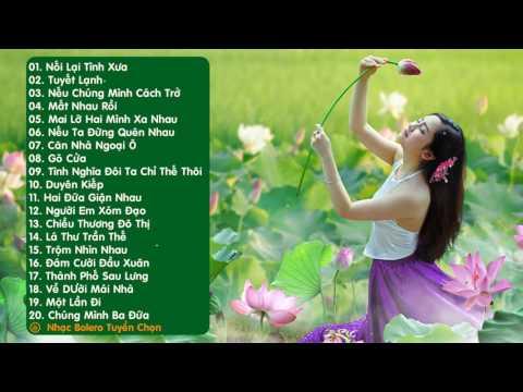 SONG CA NHẠC VÀNG BOLERO - Tuyệt Đỉnh Song Ca Nhạc Vàng Trữ Tình Tuyển Chọn Hay Nhất - Thời lượng: 1 giờ, 55 phút.
