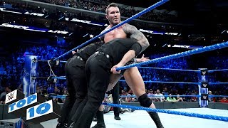 Nonton Top 10 SmackDown LIVE moments: WWE Top 10, December 19, 2017 Film Subtitle Indonesia Streaming Movie Download