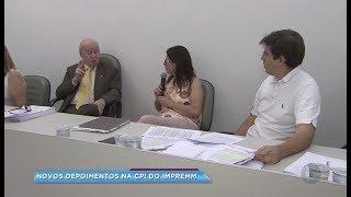 CPI que investiga rombo no Ipremm ouve presidente e ex-presidente do instituto