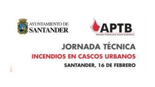 Jornada técnica incendios en cascos urbanos Santander. Gimaex-Flomeyca