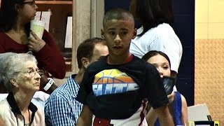7th Grader Julian Newman ABUSES High School Players