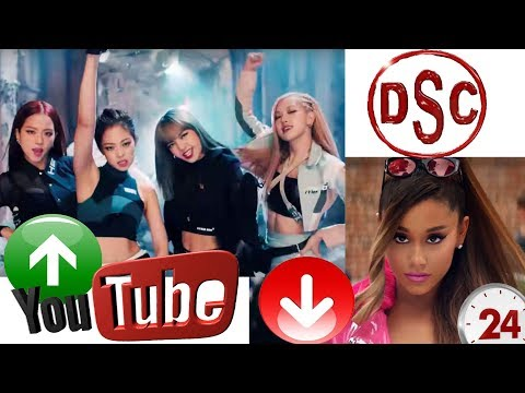 Videos musicales - Most viewed music videos in the first 24 hours No2