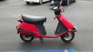 8. Contra Costa Powersports-Used 1986 Honda  Elite 80 Motor Scooter