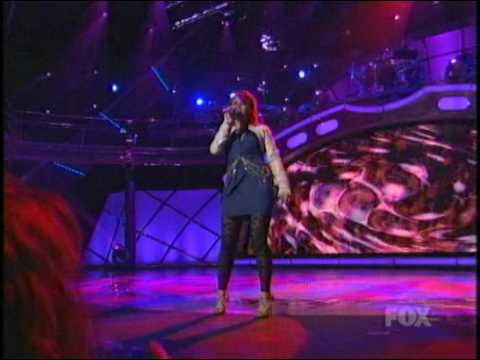 onysak88 - Allison singing on American Idol on Motown Week.