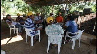 Rebuilding lives, restoring hope in Colombia