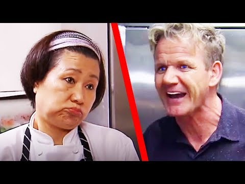 Top 10 MOST Disgusting Kitchens On Hotel Hell