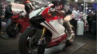 6. 2013 Ducati 1199 Panigale R and Tricolore - NYC EXPO Brief Overview