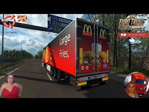 Trailer Kogel Pack v1.4