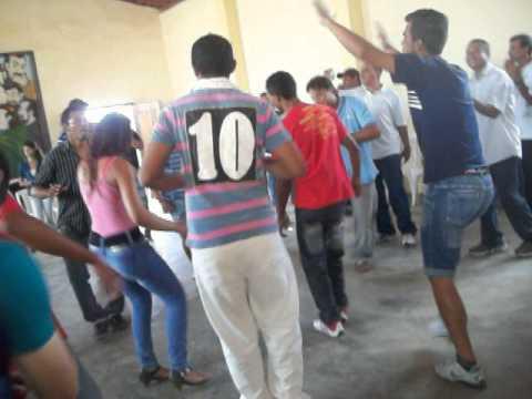 CRISMANDOS DE LAGOA DO CALDEIRÃO NA FAZENDA ESPERANÇA - POÇO DAS TRINCHEIRAS