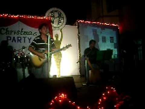 xmas party at st. martin