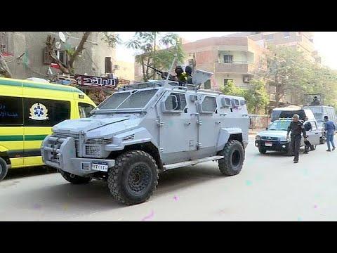 Kairo: Anschläge auf Kopten - mindestens neun Tote