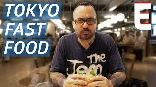 Is This Japanese Fast Food Burger Chain Better Than McDonalds? — The Meat Show by Eater