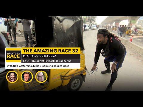 Amazing Race 32   Episodes 8 & 9 Recap