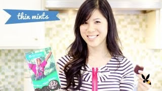 Thin Mints Recipe - Girl Scout Cookies - Honeysuckle Catering