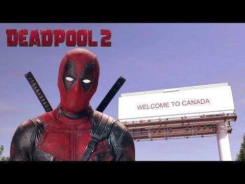 Deadpool 2 | Eur Missing a Country - Thời lượng: 59 giây.