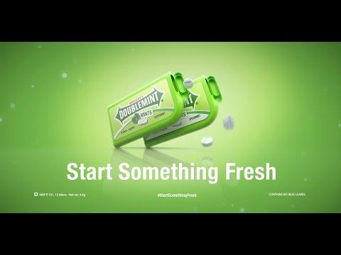 Wrigley's Doublemint-Doublemint || Ek Ajnabee Haseena Se || #StartSomethingFresh