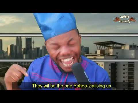 How Nigeria will be in 2019 if I become the president (Xploit Comedy)