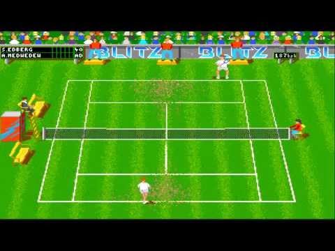 Great Courts 2 Amiga