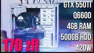 Komputer za 170zł- OKAZJA na OLX