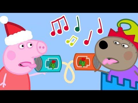Peppa Pig English Episodes  Sharing is Caring  Peppa Pig Christmas