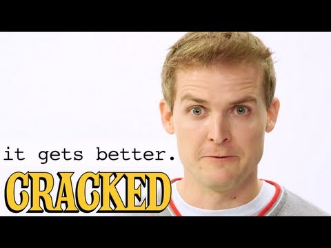 cracked - SUBSCRIBE HERE: http://www.youtube.com/cracked Youtube is the single watering hole where we all end up at some point, and naturally, everyone there hates eac...