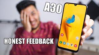 Samsung Galaxy A30 My Honest Opinion!
