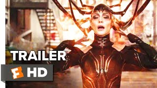 Thor: Ragnarok Comic-Con Trailer (2017): Check out the new trailer starring Tom Hiddleston, Chris Hemsworth, Cate Blanchett, and Idris Elba! Be the first to watch, comment, and share trailers and movie teasers/clips dropping soon @MovieclipsTrailers.► Watch More Epic COMIC-CON videos: http://bit.ly/2tKhB1G► Buy Tickets: http://www.fandango.com/thor:ragnarok_199155/movieoverview?cmp=MCYT_YouTube_DescWatch more Trailers: ► HOT New Trailers Playlist: http://bit.ly/2hp08G1► What to Watch Playlist: http://bit.ly/2ieyw8G► Even More on COMING SOON: http://bit.ly/H2vZUnAfter the events of Avengers: Age of Ultron, Thor, held captive on the planet Sakaar without his hammer, must win a gladiatorial duel against an old friend — the Hulk — in order to return to Asgard in time to stop the ruthless Hela and the impending Ragnarok, the doom of the Asgardian civilization.About Movieclips Trailers:► Subscribe to TRAILERS:http://bit.ly/sxaw6h► We're on SNAPCHAT: http://bit.ly/2cOzfcy► Like us on FACEBOOK: http://bit.ly/1QyRMsE► Follow us on TWITTER: http://bit.ly/1ghOWmtThe Fandango MOVIECLIPS Trailers channel is your destination for hot new trailers the second they drop. The Fandango MOVIECLIPS Trailers team is here day and night to make sure all the hottest new movie trailers are available whenever, wherever you want them.