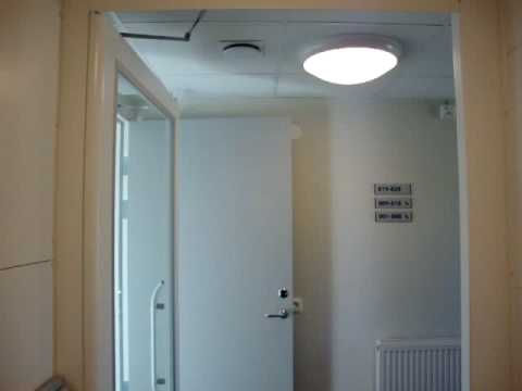 Another Aritco wheelchair elevator/lift at Visby Hamnhotell, Visby, Gotland, Sweden (2)