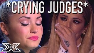 Video SUPER EMOTIONAL Auditions Have X Factor Judges In TEARS! *CRYING JUDGES* MP3, 3GP, MP4, WEBM, AVI, FLV Mei 2018