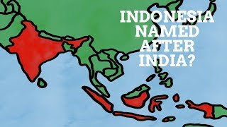 Video Is Indonesia Named After India? MP3, 3GP, MP4, WEBM, AVI, FLV Oktober 2018