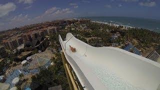 Kite2Unite on World's Tallest Water Slide