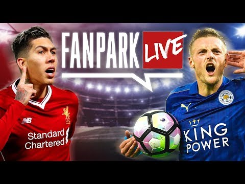 Liverpool Slip Up Under Pressure -  Liverpool 1-1 Leicester City | FanPark Live